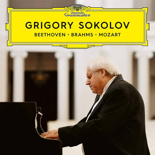 Beethoven, Brahms & Mozart by Grigory Sokolov