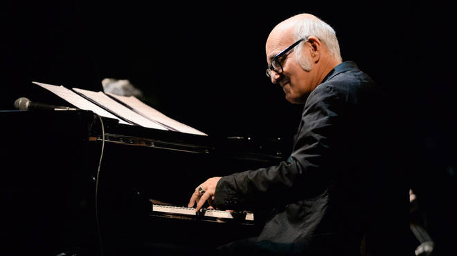 Ludovico Einaudi Perform At Clyde Auditorium - Glasgow