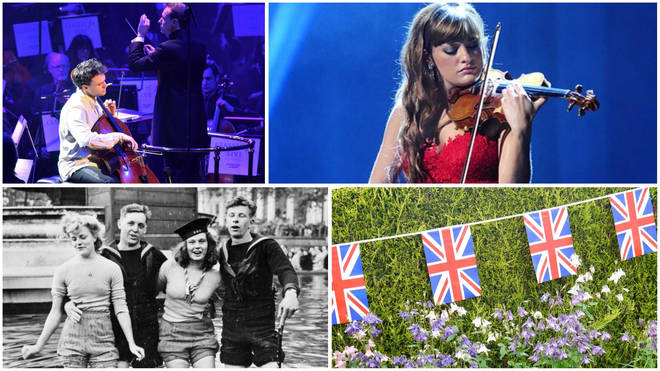 VE Day 75: 14 pieces of music to commemorate the 75th anniversary of Victory in Europe