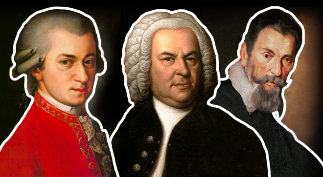 Only real classical geeks can match 100% of these pieces to the right composer in this tricky music trivia quiz