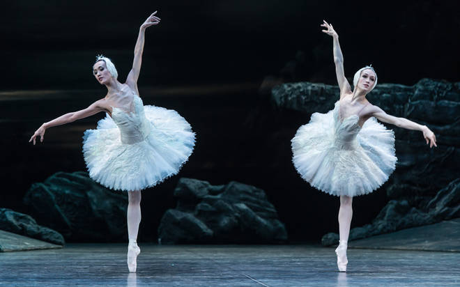 "The English National Ballet&squot;s ""Swan Lake"" - Dress Rehearsal"