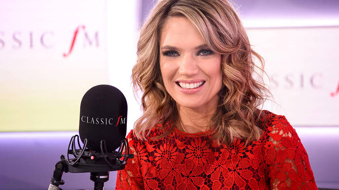 Classic FM offers uplifting music, presented by the likes of Charlotte Hawkins.