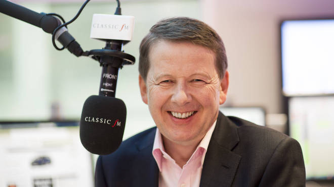 Bill Turnbull, who presents Saturday mornings, has the biggest single programme on Classic FM.