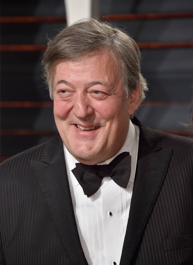 Stephen Fry, has admitted Beethoven 'brought colour back' to his life when he had depression.