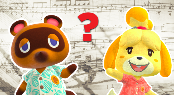 Which Animal Crossing character are you based on your music choices? Take our quiz and find out!