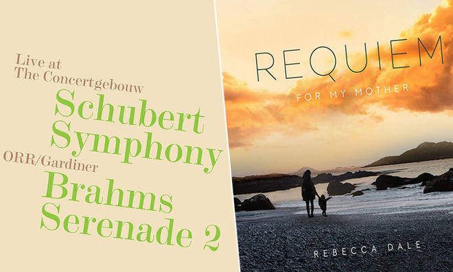 Rebecca Dale - Requiem for my Mother, Gardiner / ORR - Schubert & Brahms Live at the Concertgebouw