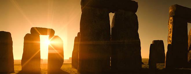 Stonehenge is live-streaming its sunrise
