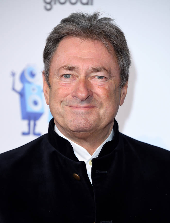 Alan Titchmarsh will join His Royal Highness for the first programme