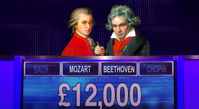 QUIZ: Can you beat The Chase? See if you can answer these tricky classical music questions