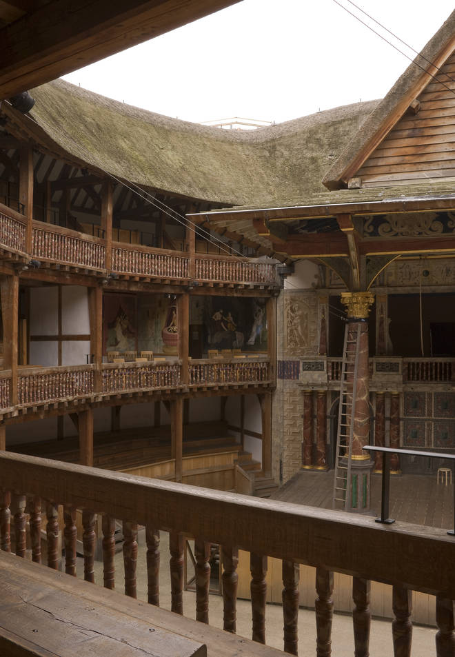 The Globe is a 'national treasure' to the UK