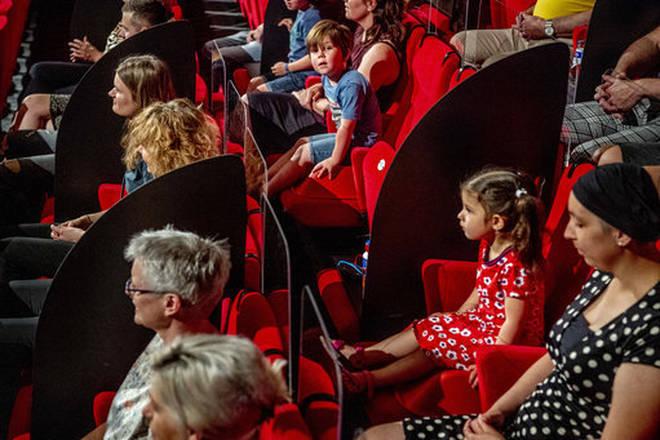 Markant Uden theatre seats