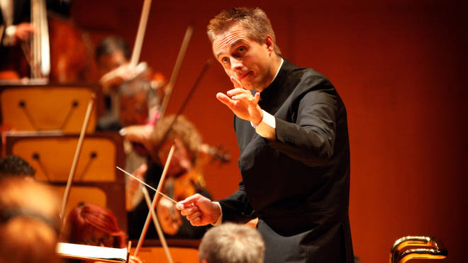 Conductor Vasily Petrenko, music director designate at the Royal Philharmonic Orchestra
