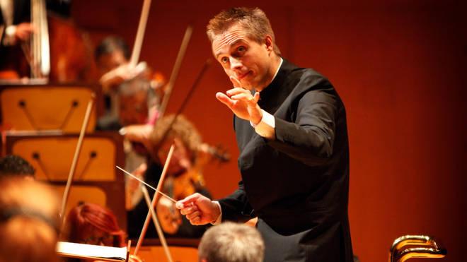 Conductor Vasily Petrenko, music director designate at the Royal Philharmonic Orchestra