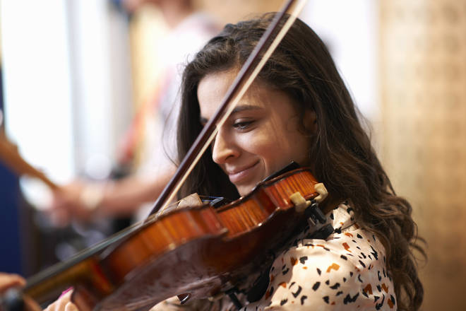 Listening to orchestral music helps boost your mood in times of worry according to this study.