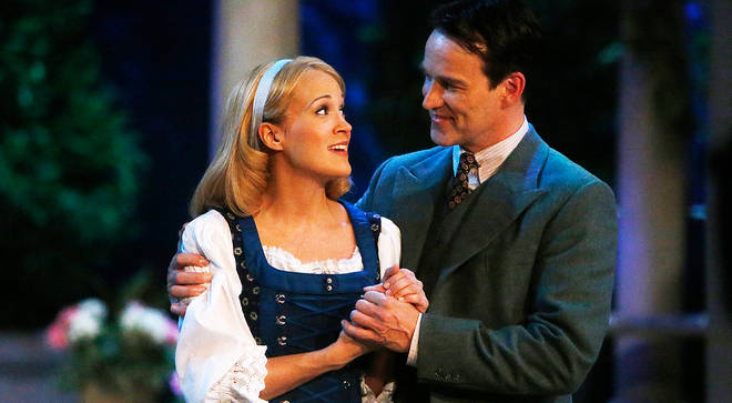 Carrie Underwood and Stephen Moyer star in The Sound of Music Live!