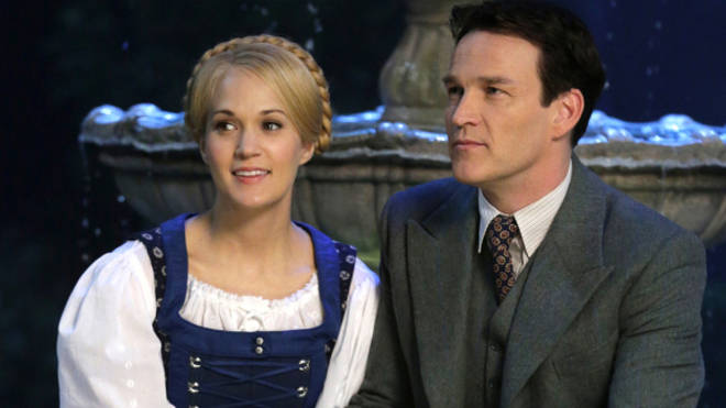 Carrie Underwood stars as Maria in The Sound of Music Live!