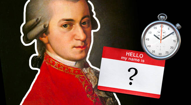 How many real composer names can you get in ONE minute? Take on our challenging quiz and find out.