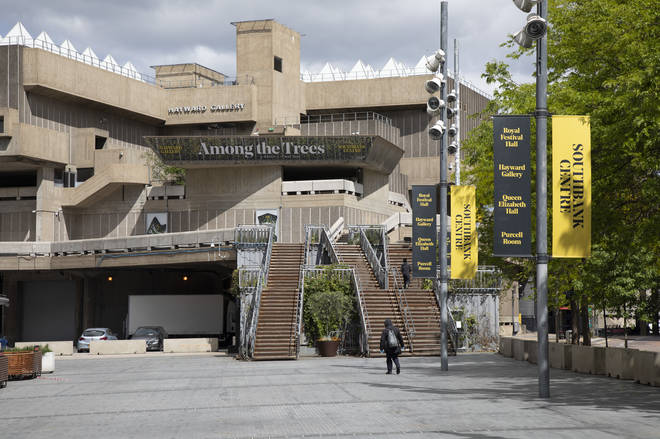Southbank Centre at risk of closure until 'at least April 2021'
