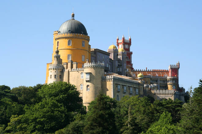 Palacio da Pena (Sintra, Portugal)