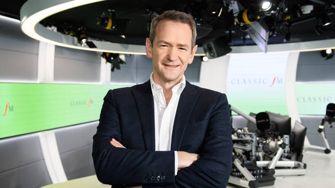 Alexander Armstrong announced as the new host of Classic FM's flagship weekday morning show