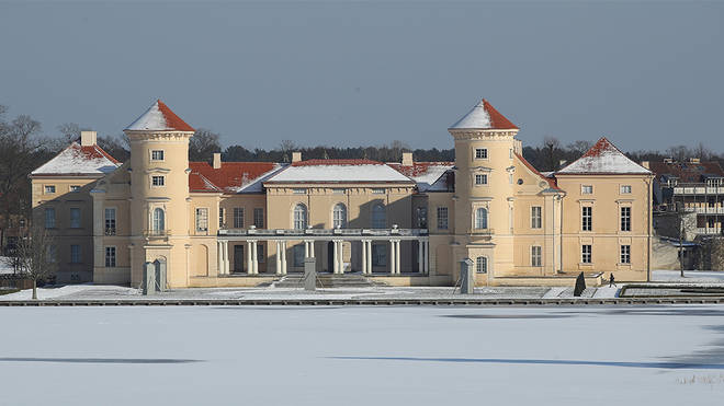 Coronavirus trapped Bolivian orchestra in 'haunted' German castle surrounded by wolves