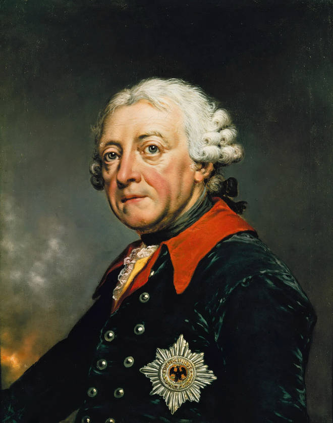 Rheinsberg Palace was home to Frederick the Great