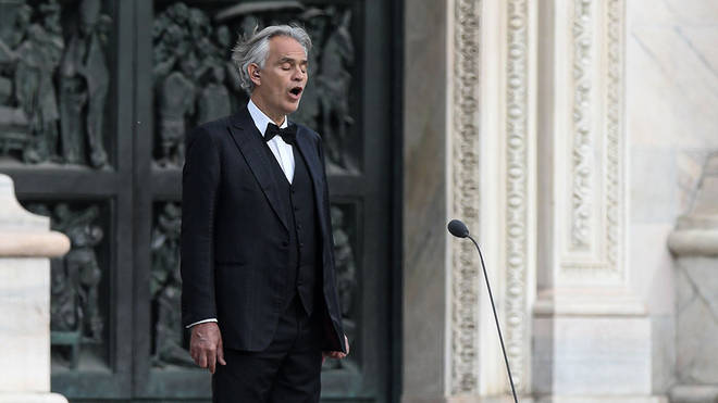 Andrea Bocelli reveals he contracted COVID-19 before historic Easter concert