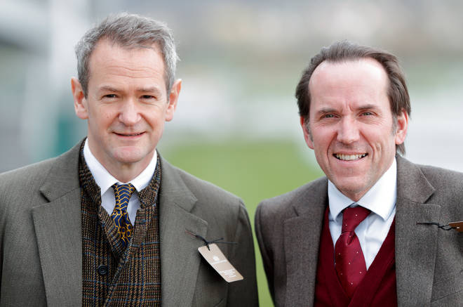 What TV programmes has Alexander Armstrong starred in and presented?