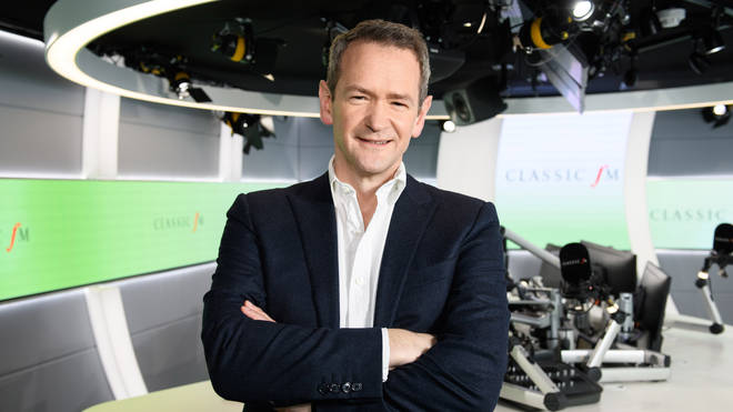 Alexander Armstrong is the host of Classic FM's flagship show