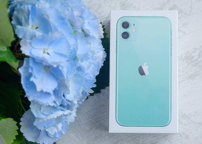 Text for your chance to win one of 10 new iPhones