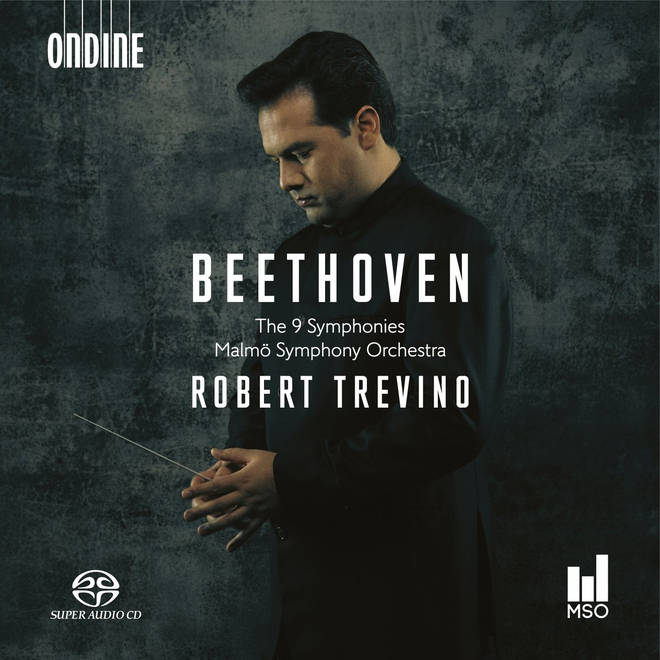 Beethoven The 9 Symphonies by Robert Trevino
