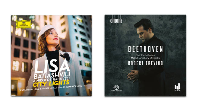 City Lights – Lisa Batiashvili; Beethoven The 9 Symphonies – Robert Trevino