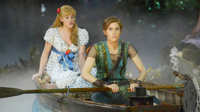 The Shows Must Go On! postpones tonight's 'Peter Pan' musical stream