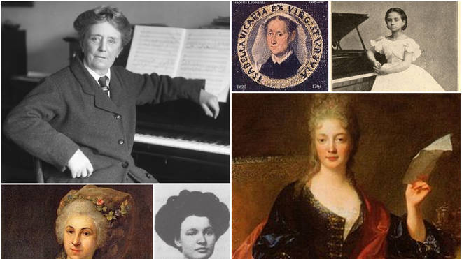 6 amazing women in classical music history