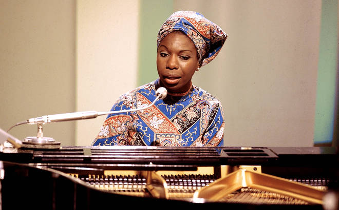 Nina Simone fused pop, gospel and classical