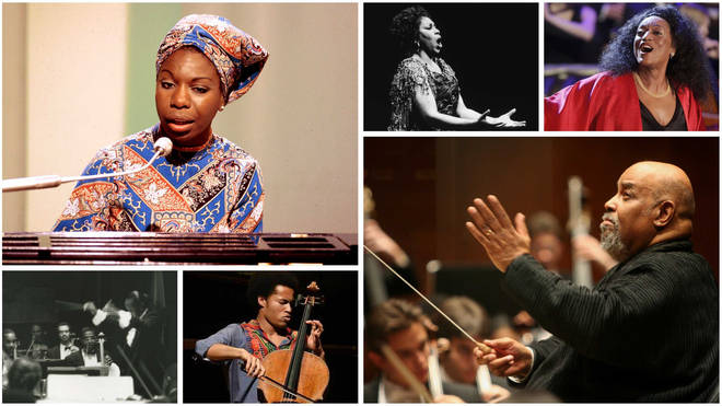 Black musicians who were pioneers in the classical world