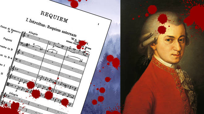 Mozart blood