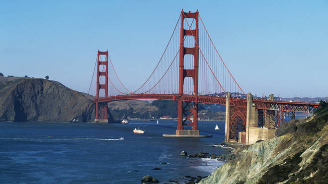 San Francisco's Golden Gate Bridge now 'sings' due to engineering fault