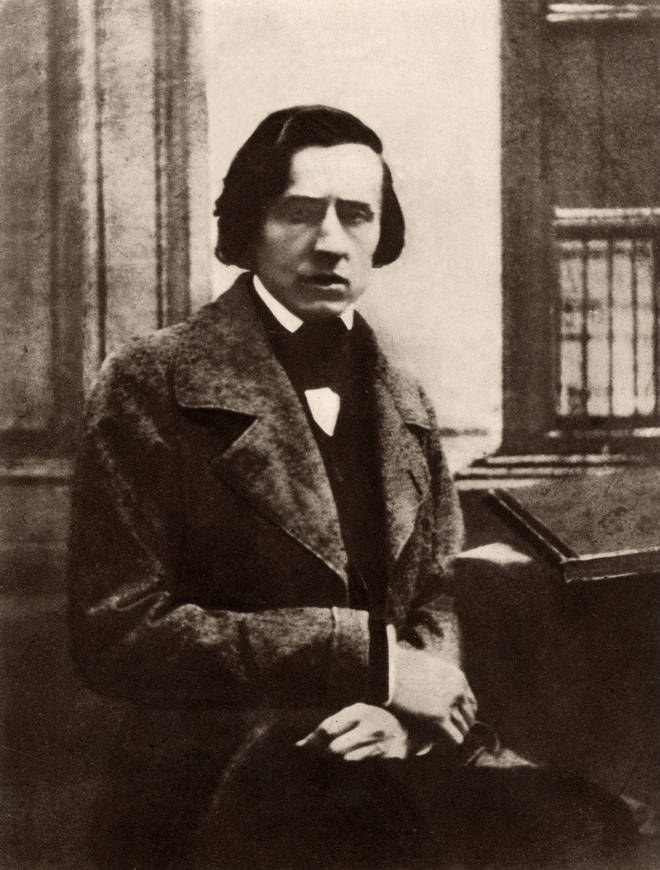 Frederic Chopin (1810-1849) Polish composer and pianist. Music Musician...