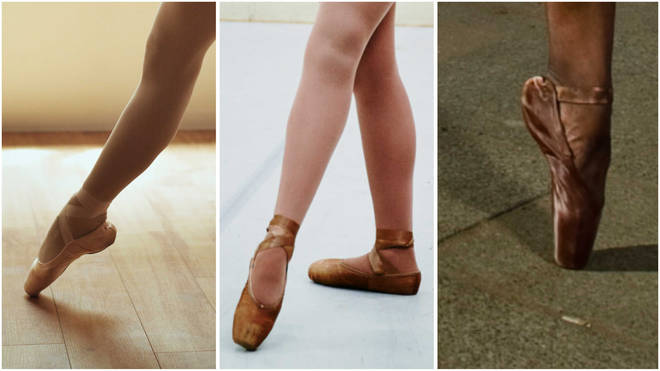 Ballet brand adds darker shades of pointe shoes, following viral petition