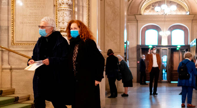 Vienna State Opera reopens with 100 guests allowed at one concert
