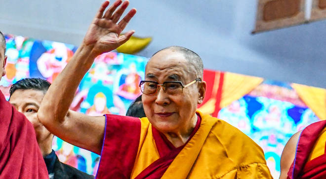 Dalai Lama to release album of mantras set to music to mark his 85th birthday