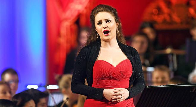 British soprano, Louise Alder