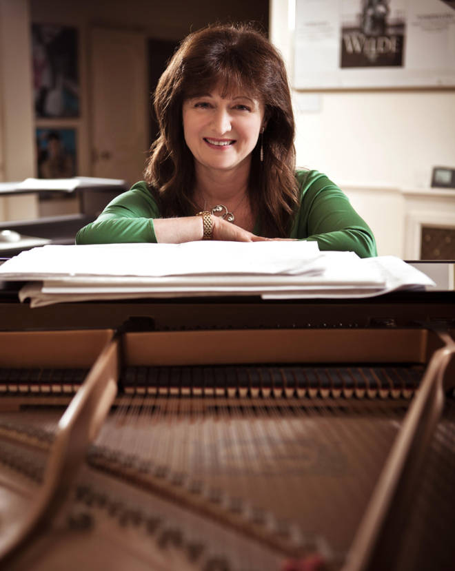 Classic FM's Composer in Residence, Debbie Wiseman