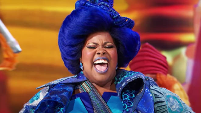 NBC's The Wiz Live! is streaming on YouTube this Friday