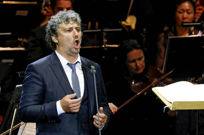 Jonas Kaufmann speaks out in support of the arts