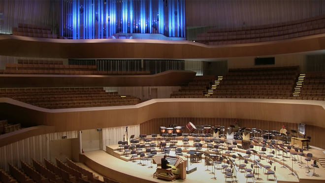 'Nimrod' on Asia's largest pipe organ