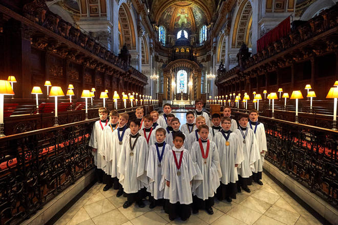 The UK has a world-leading cathedral choir tradition
