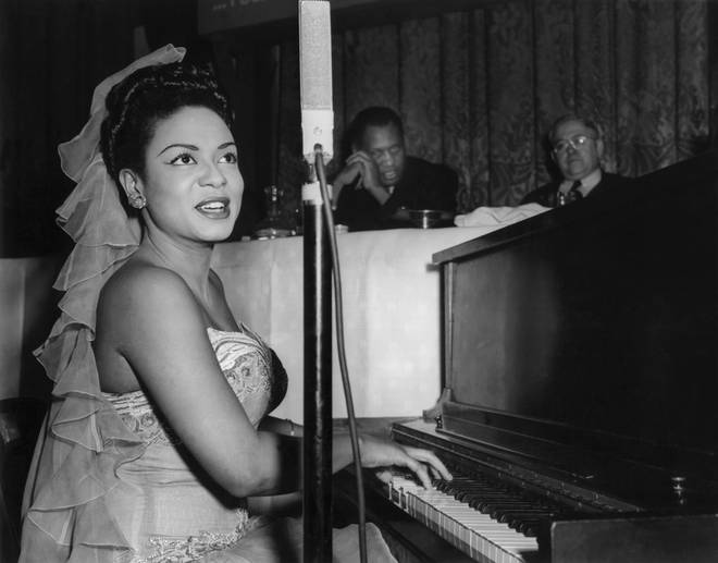 Hazel Scott, America's forgotten jazz star