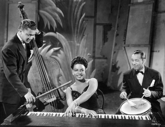 Hazel Scott was a piano virtuoso